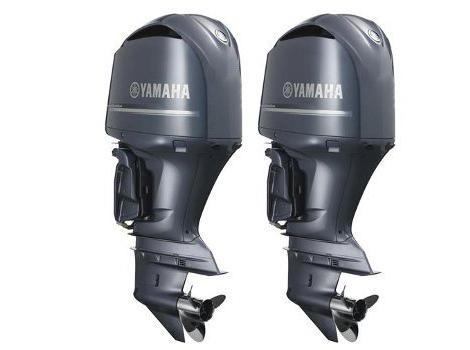 Yamaha 2 x 250 л.с.