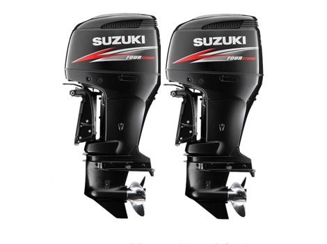 Suzuki 2 х 300 л.с.